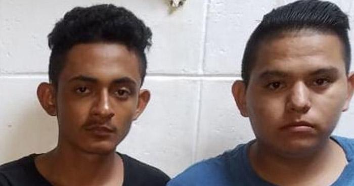 Capturan a 4 pandilleros que delinquían en Soyapango