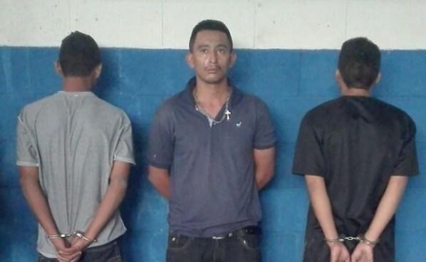 Pandilleros sospechosos de asesinar al vigilante en San Salvador fueron detenidos