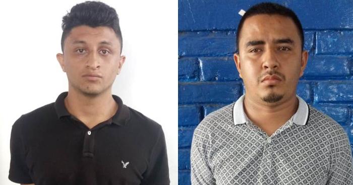 Capturan a sujetos buscados por homicidio en Apopa