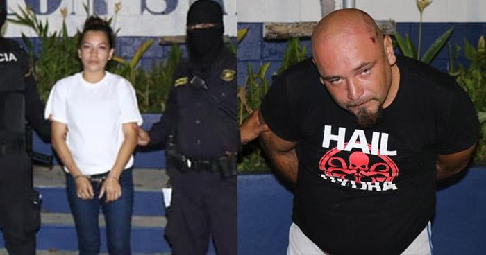 Mujer con dinero posiblemente ilícito y un asaltante, arrestados en San Salvador