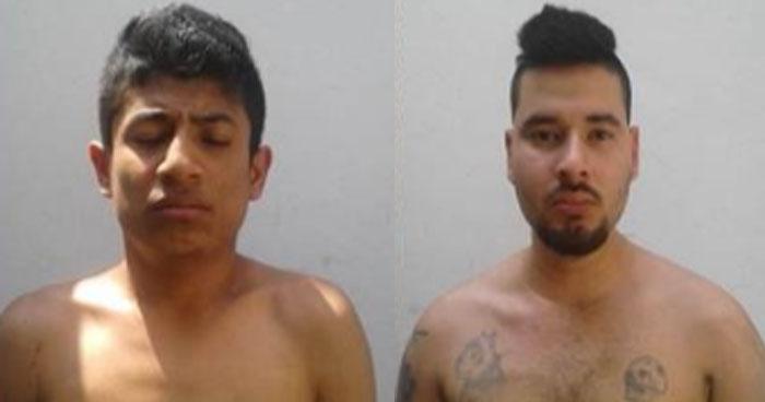 Capturan a miembros de una estructura criminal que opera en Ayutuxtepeque