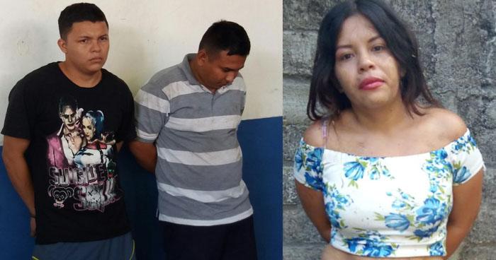 Distribuidores de droga y un homicida fueron capturados en el oriente del país