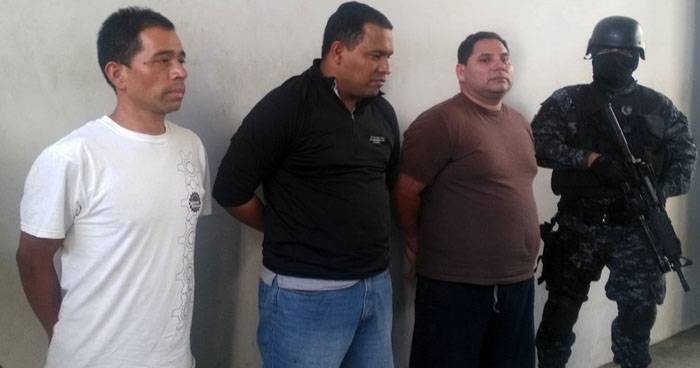 Un policía, un guardaespaldas y motorista, son los sospechosos del asesinato e Ramón Kury