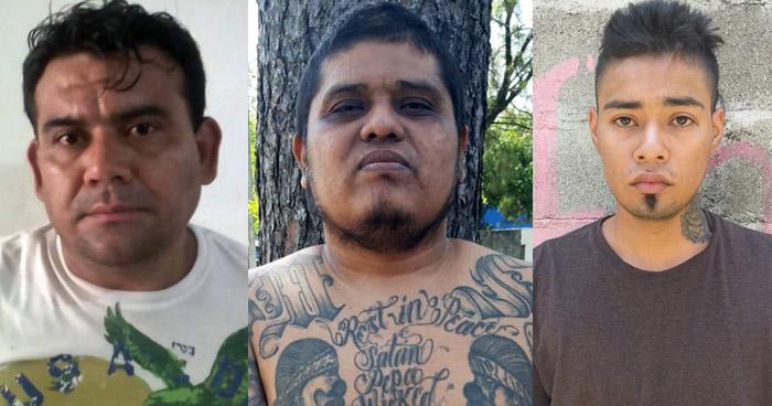 Capturan a peligroso miembro de la MS buscado por homicidio en Soyapango