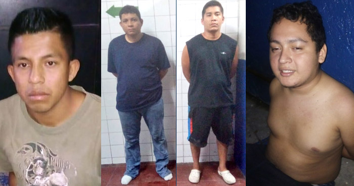 Investigadores capturan a delincuentes que operaban en diferentes puntos del país