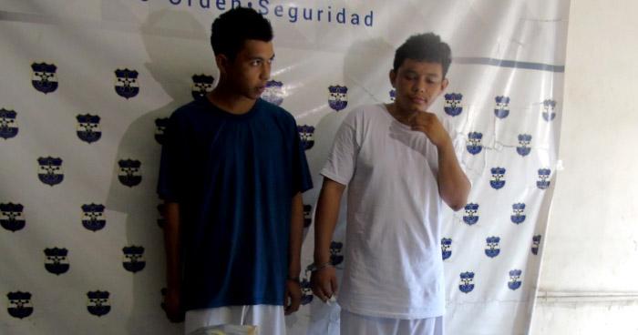 Capturan a pandilleros cuando transportaban droga en Moncagua, San Miguel