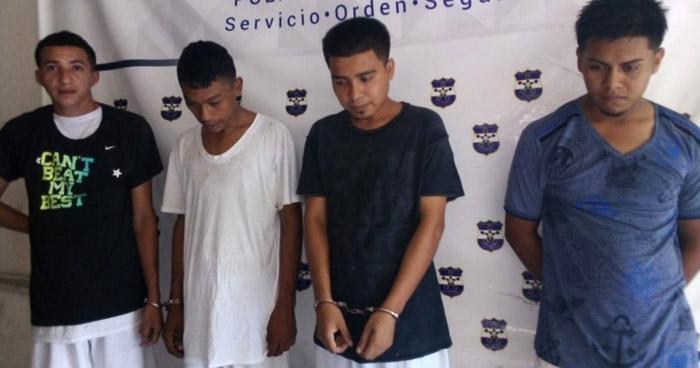 Capturados cuando tenían en su poder diversas cantidades de droga en San Miguel
