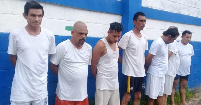 Acusados de agredir sexualmente a menores de edad fueron capturados en Sonsonate