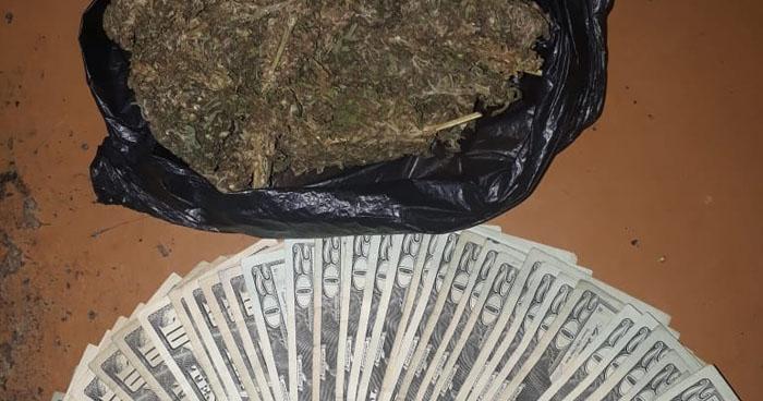 Capturan a pandillero en Soyapango y le incautan dinero producto de la venta de droga