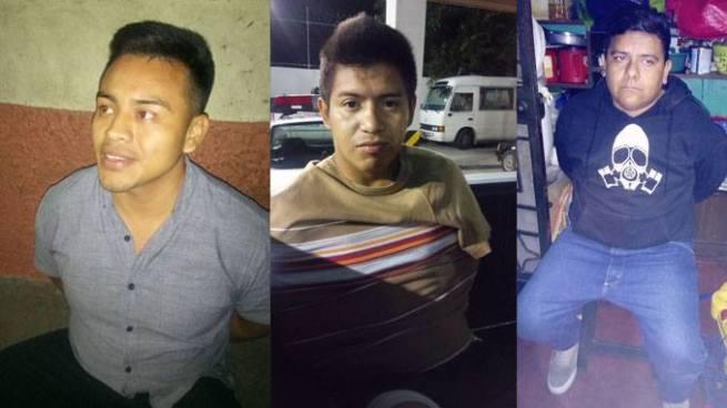 Capturan a 5 pandilleros acusados de homicidio en colonia Nicaragua de San Salvador