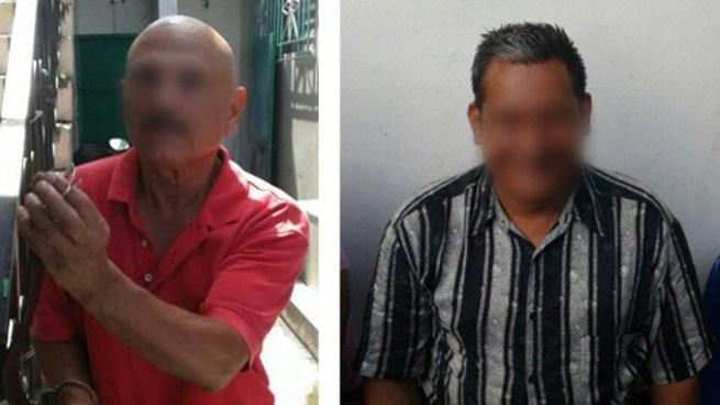 Capturan en Santa Tecla a cinco sujetos acusados de prostituir a menores de edad