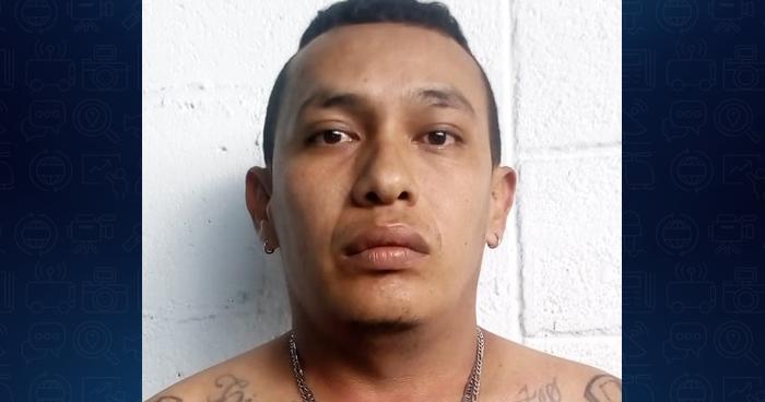 Capturan a pandillero por homicidio y por organizaciones terroristas en Ciudad Delgado