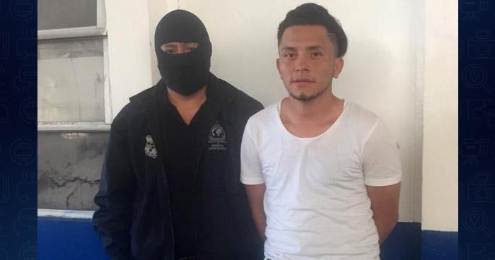 Capturan a pandillero con difusión Roja en zona limítrofe entre Nicaragua y Honduras