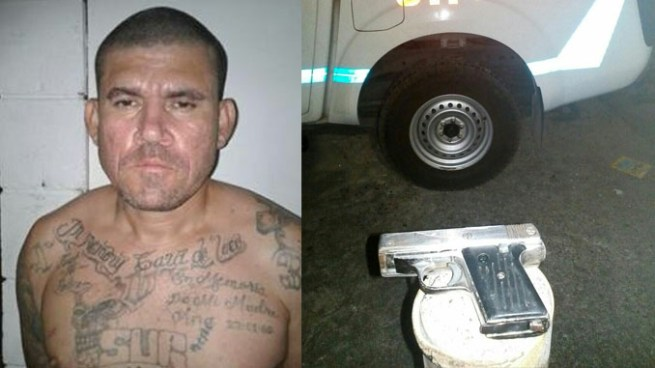 Cae pandillero que tenía dos órdenes de captura por el delito de homicidio y agrupaciones ilícitas