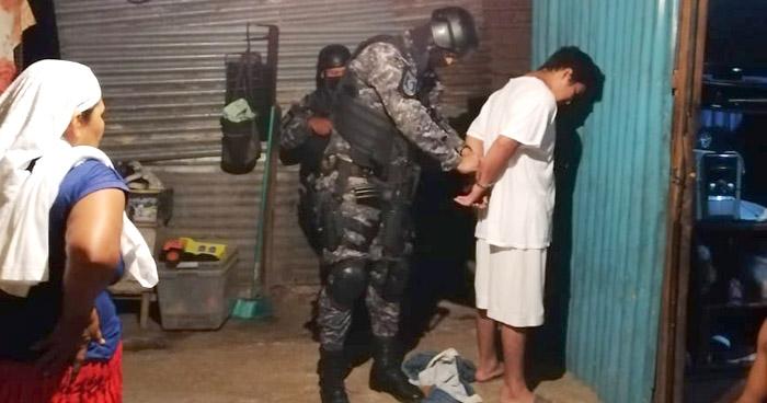 Más de 20 capturados tras operativo en diferentes puntos de La Libertad