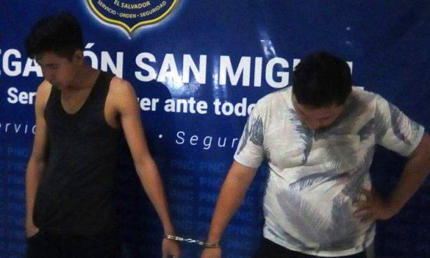 Capturan a sujetos por delitos relativos a las drogas, armas y conducción peligrosa en San Miguel