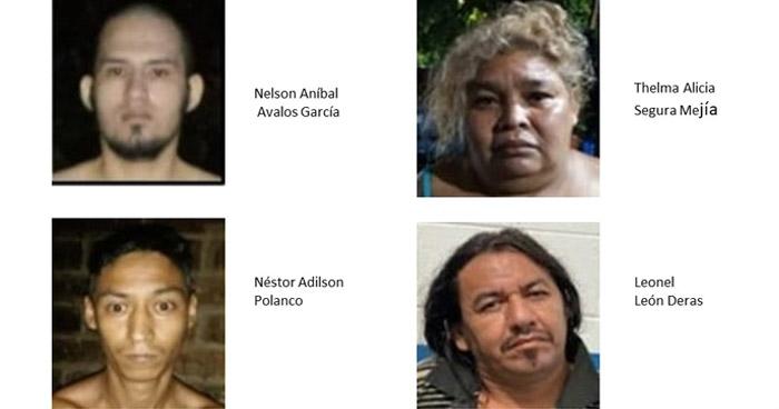 Cuatro detenidos por asesinato cometido en Izalco, Sonsonate