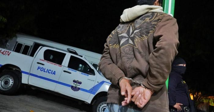 Más de 30 detenidos durante operativo en diferentes puntos del país