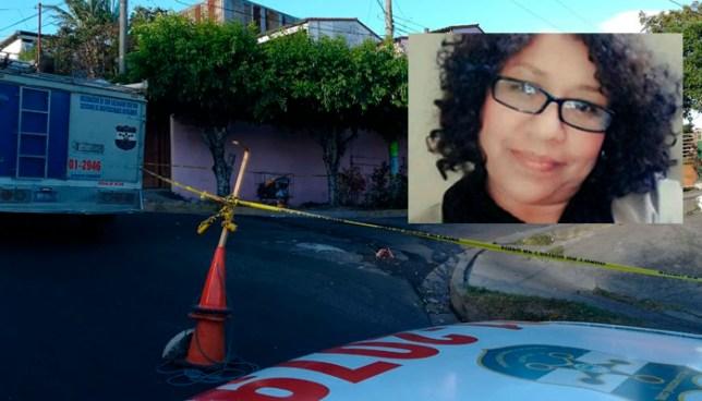 Juez ordena recrear la escena de donde desapareció la agente de la PNC Carla Ayala