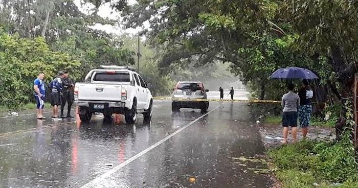 Carretera Litoral cerrada temporalmente por desborde del río Grande