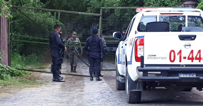 Policías acusados de privar y lesionar a jóvenes en Comasagua serán investigados en libertad