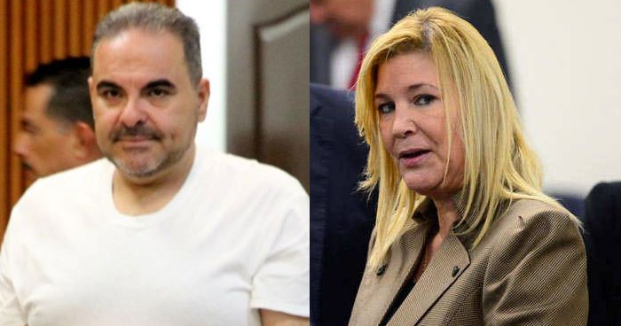 Fallo del caso contra Ana Ligia de Saca por lavado de dinero se conocerá en Mayo