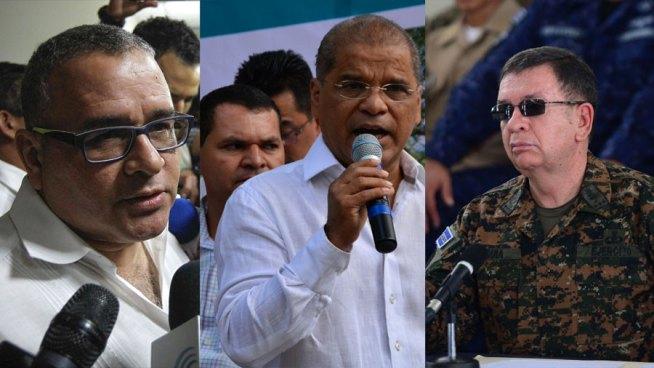 Mauricio Funes, Óscar Ortiz y Munguía Payés declararán en 'Caso Tregua'