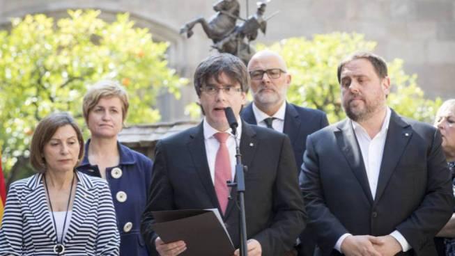 Cataluña tendrá su referéndum y buscará independizarse de España