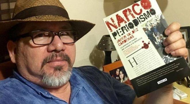 Asesinan a reconocido periodista mexicano por publicar libro sobre el narcotrafico