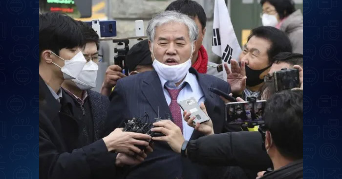 Nuevo brote de Coronavirus está ligado a iglesia de Seúl, Corea del Sur