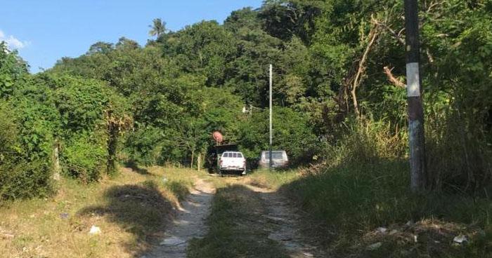 25 cuerpos estarían enterrados en cementerio clandestino en Vista al Lago, Ilopango