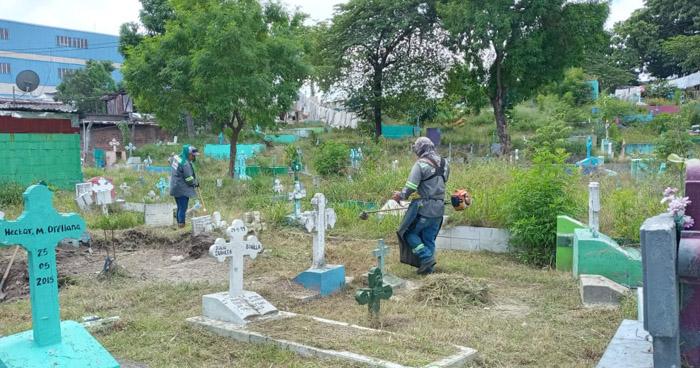 Estas son las primeras medidas que tomarían en Soyapango para el día de los difuntos