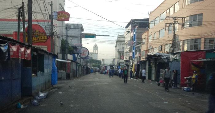 Estas son las restricciones de tráfico vehicular en el Centro de San Salvador por acto de toma de posesión