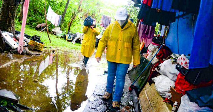 180 centros educativos han resultado dañados por lluvias