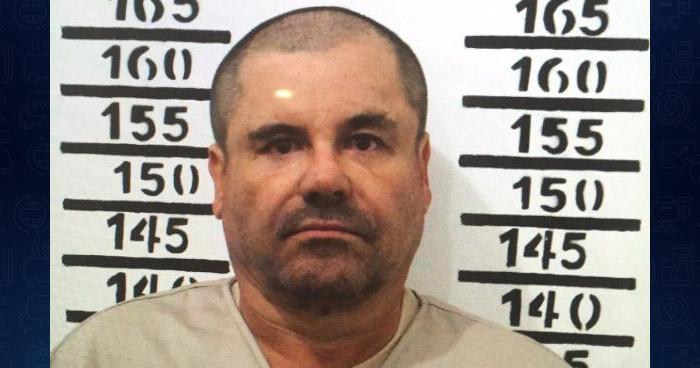"Joaquín ""El Chapo"" Guzmán apela a su sentencia a cadena perpetua"