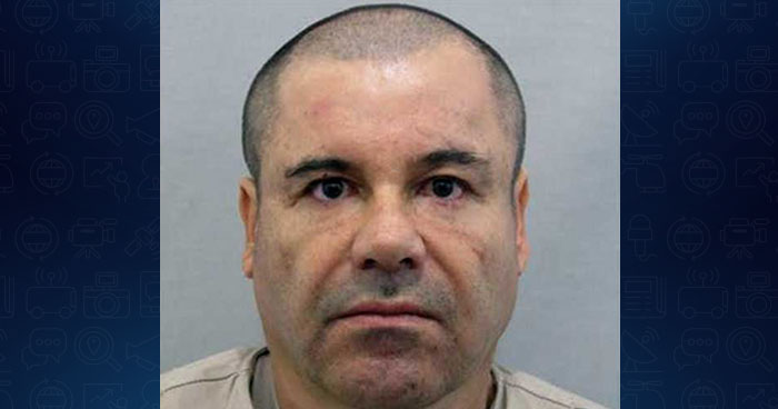 """Declaran culpable de narcotráfico a Joaquín """"El Chapo"""" Guzmán en Nueva York"""