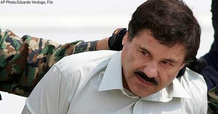 """Senador de Estados Unidos propone pagar el muro fronterizo con dinero de """"El Chapo"""""""