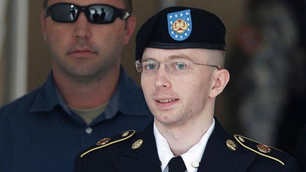 Años después quedara libre la militar estadounidense acusada de filtrar información