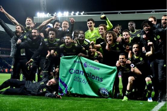 Chelsea Campeón de la Premier League
