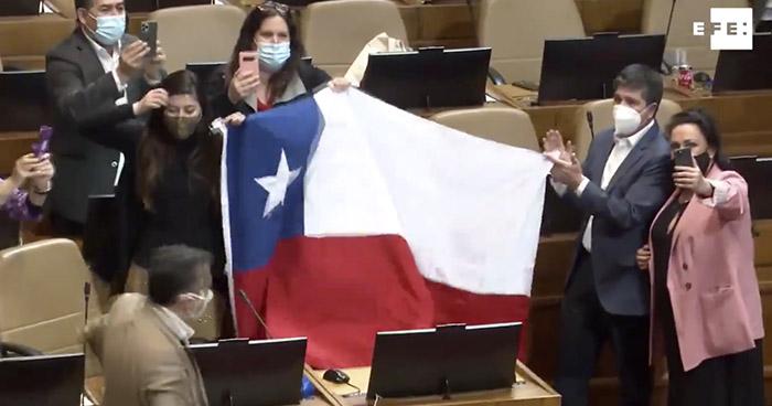 Congreso de Chile aprueba retiro anticipado de fondo de pensiones