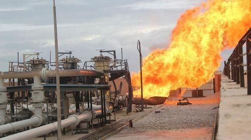 Explosión de gasoducto en China deja 8 personas fallecidas y más de 35 heridos