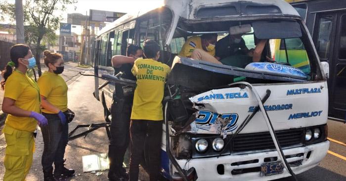 Cuatro lesionados tras varios accidentes registrados en las últimas horas