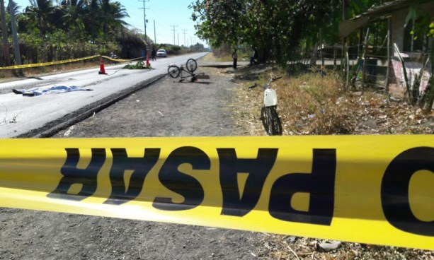 Panadero muere tras ser embestido cuando conducía en su bicicleta en la carretera a la Costa del Sol