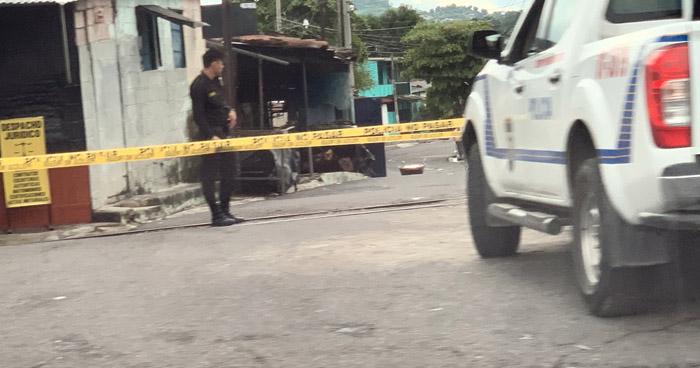 Pandillero muere tras intento de asalto en Ciudad Delgado