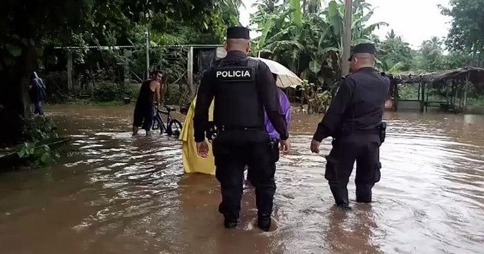 Suspenden clases a nivel nacional para las próximas 48 horas por lluvias
