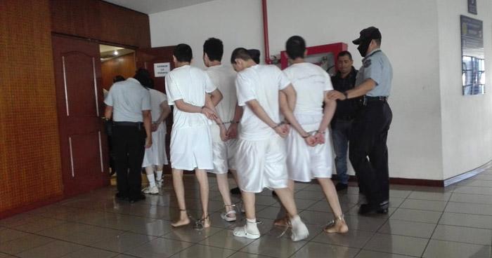 Solo tres años de prisión para 36 miembros de la MS que extorsionaban y asesinaban en La Paz