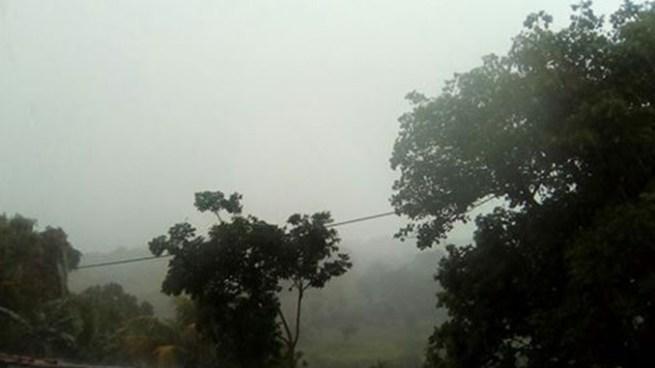 Acercamiento de nueva Onda Tropical favorecerá lluvias y tormentas con fuerte actividad eléctrica