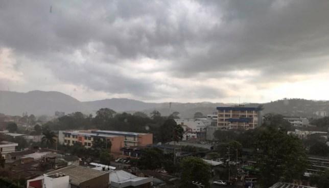 Probabilidad de lluvias durante la tarde y Vientos Norestes mantendrán ambiente fresco en horas de la madrugada