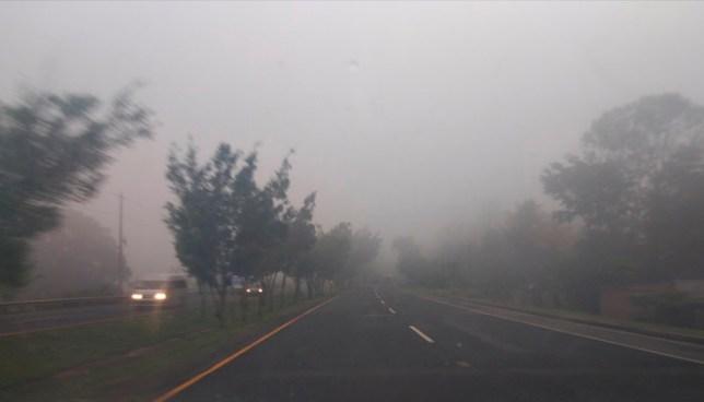 Vaguada prefrontal favorecerá la presencia de abundante nubosidad con lluvias sobre el territorio salvadoreño