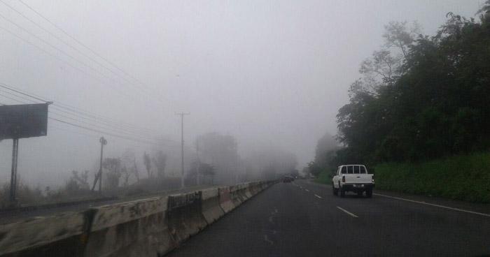 Vaguada  favorecerá el desarrollo de tormentas y lluvias de moderada intensidad